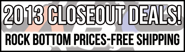 Bicycle Closeouts