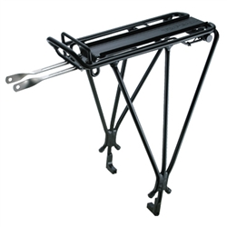 Topeak Explorer Tubular Rack w/disc Mounts (w/ Spring)